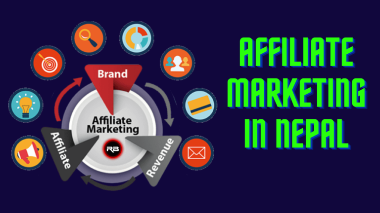 How to Set up your Affiliate Marketing in Nepal